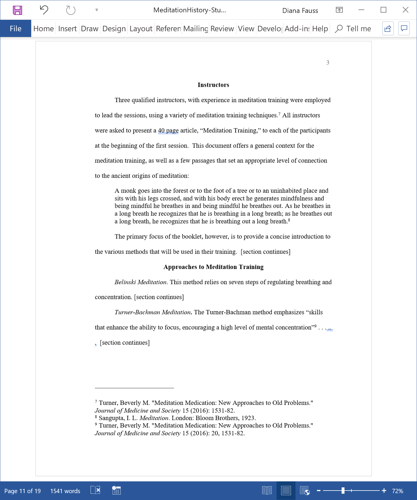 kate turabian research paper example